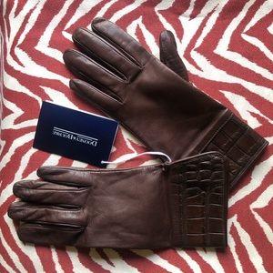 Dooney & Bourke Leather Gloves